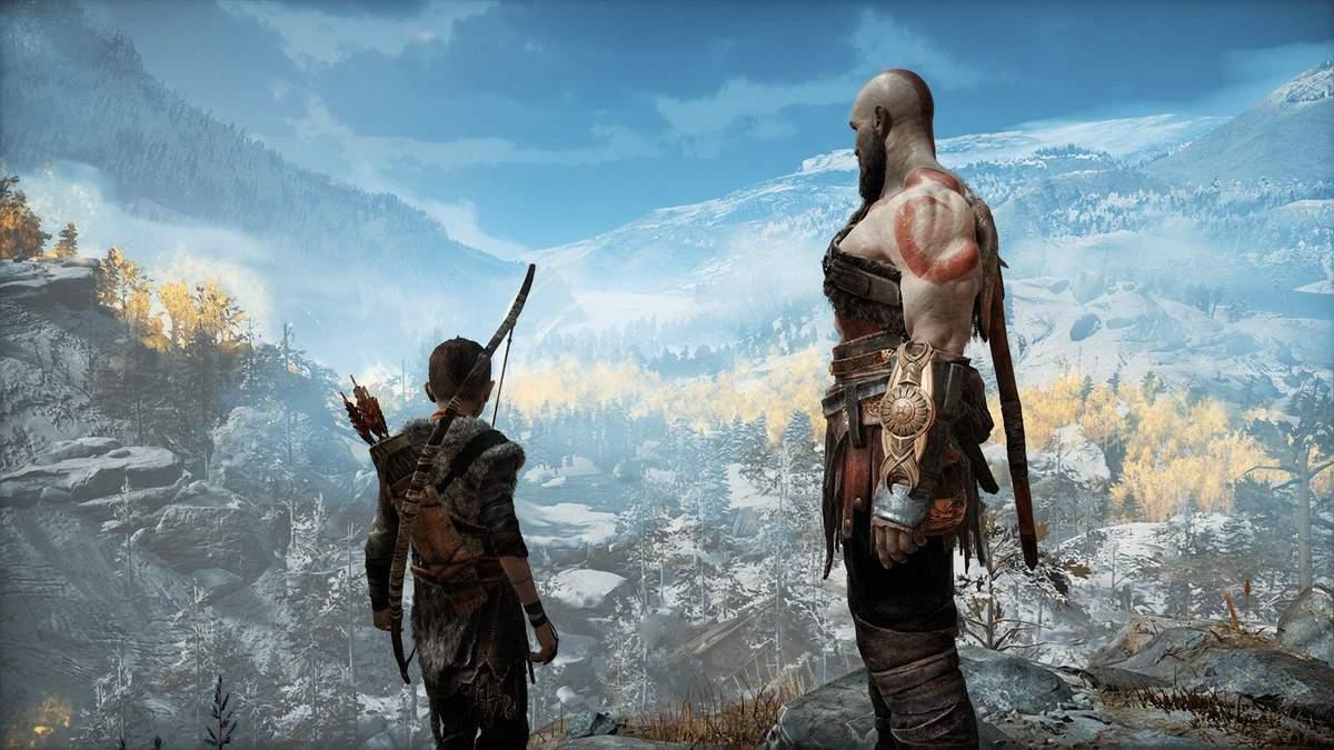 Гра God of War отримала ще одну престижну нагороду