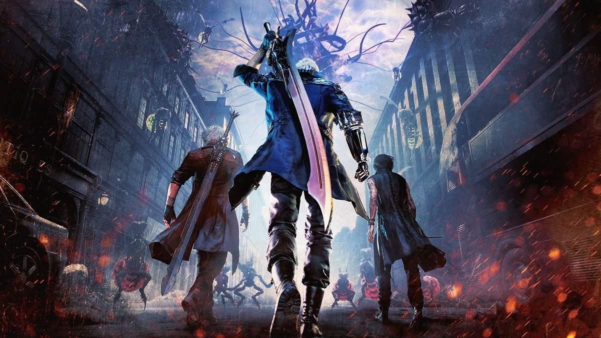 Devil May Cry 5: дата выхода, трейлер, обзор демоверсии игры