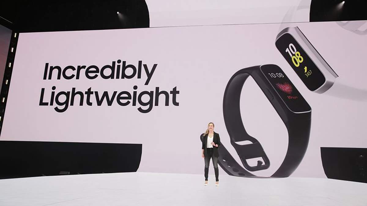 Фітнес-браслети Samsung Galaxy Fit і Galaxy Fit E - ціна, огляд