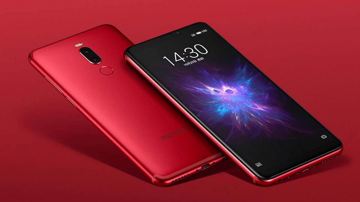 Meizu Note 9: компанія оголосила дату презентації бюджетного смартфона