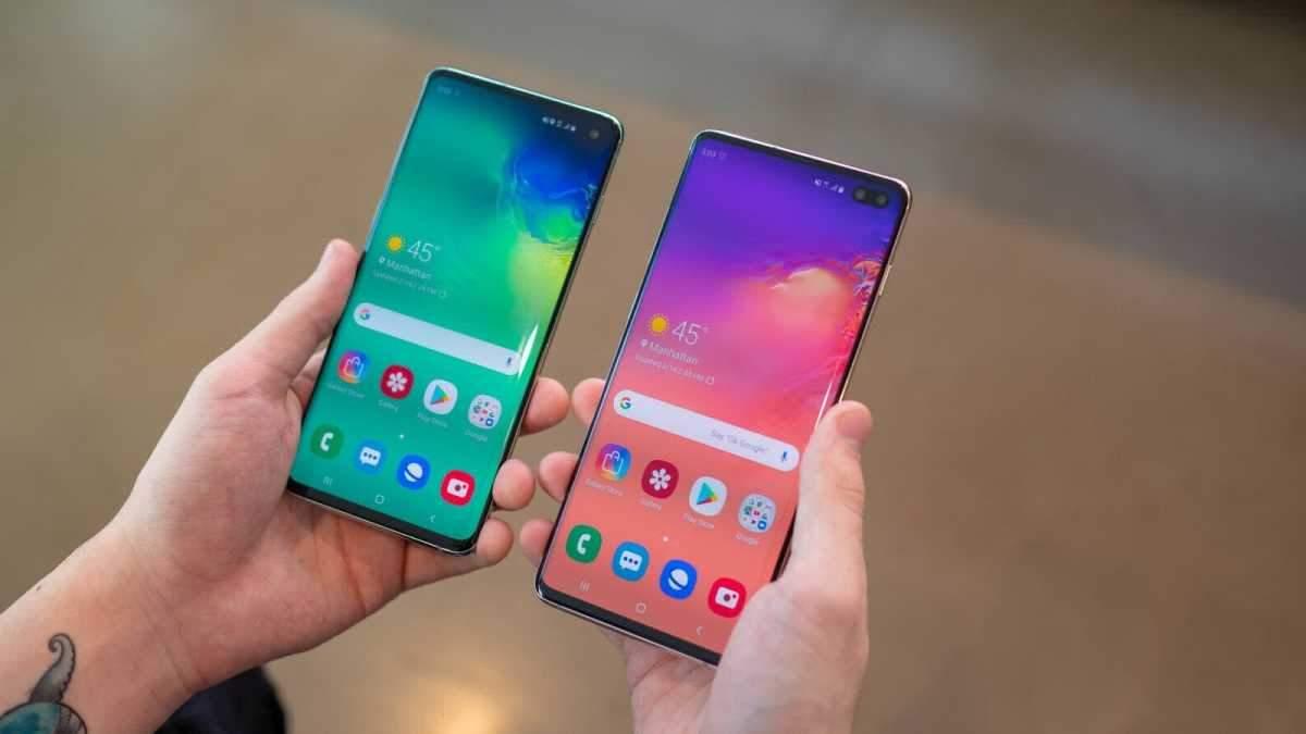 Samsung Galaxy S10 Plus в Украине - цена новинки Samsung 2019
