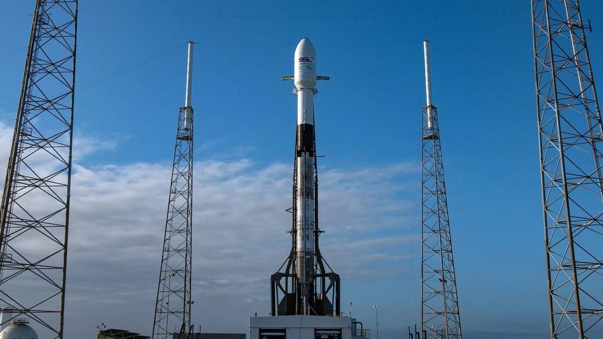 SpaceX отправила на Луну космический аппарат Израиля: видео