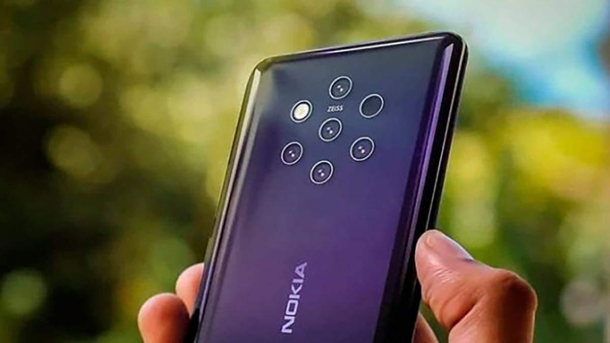 Як знімає камера смартфона Nokia 9 PureView: неймовірне фото