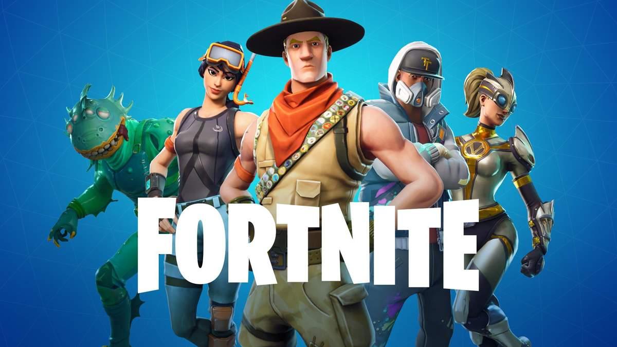 Гра Fortnite отримає одну із ключових особливостей Apex Legends