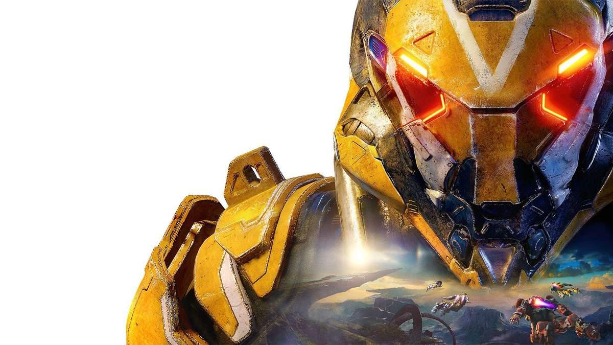 Anthem оценили ниже всех игр студии Bioware