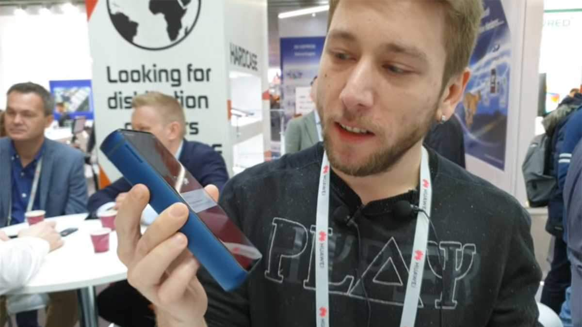 Смартфон Energizer працює тиждень без підзарядки, але виглядає дивно
