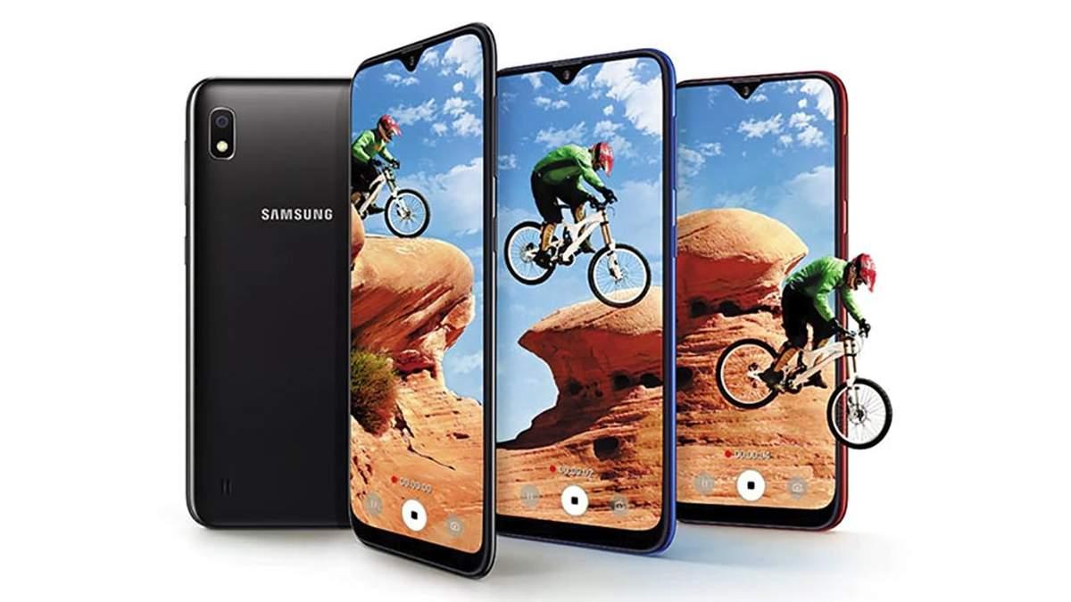 Samsung Galaxy A10: характеристики, ціна, огляд новинки Samsung