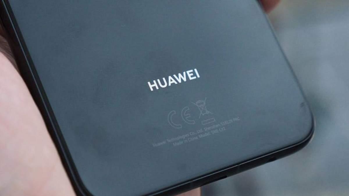 Смартфон Huawei P30 Pro засвітився в руках президента компанії