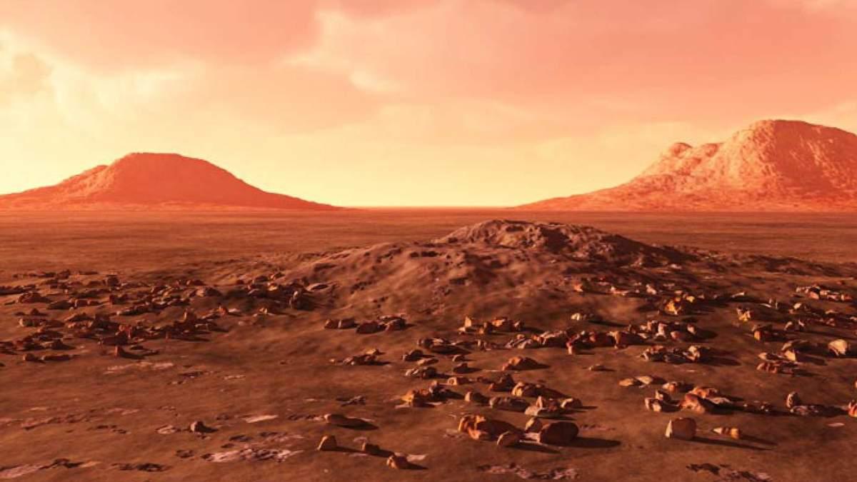 Вчені знайшли нові докази того, що на Марсі була вода