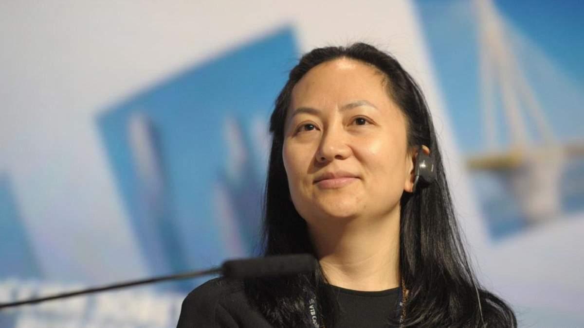 Фінансовий директор Huawei подала в суд на уряд Канади