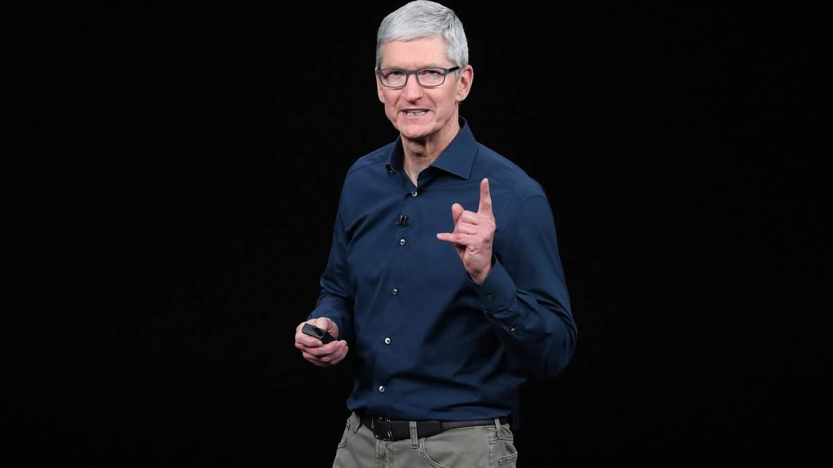 Майбутні продукти Apple зведуть всіх з розуму, – Тім Кук