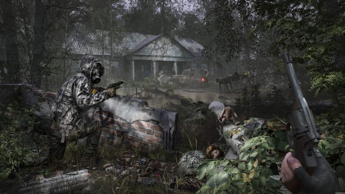 Официальные системные требования к игре Chernobylite опубликовали в сети