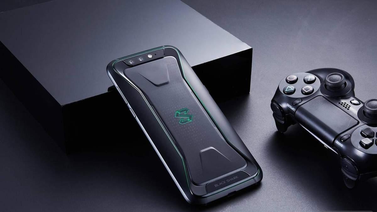 Ігровий смартфон Xiaomi Black Shark 2 здивує характеристиками: деталі