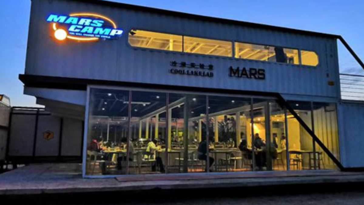 В Китаї відкрили комплекс, де імітують умови Марсу: фото