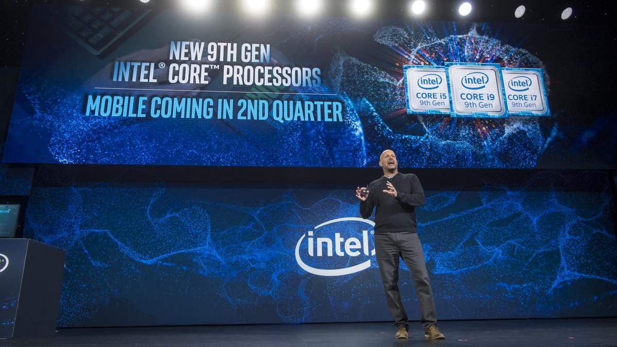 Відома дата анонсу топових процесорів для ноутбуків Intel Coffee Lake-H Refresh