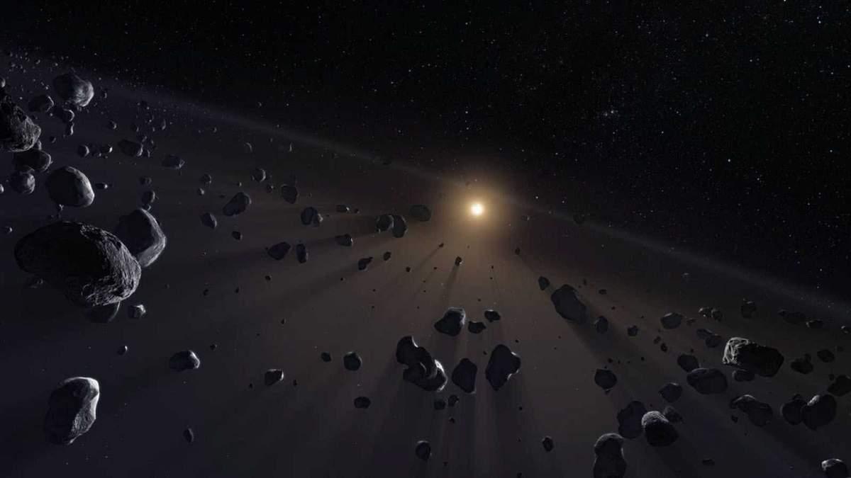 Появилось приложение, показывающее создание Солнечной системы