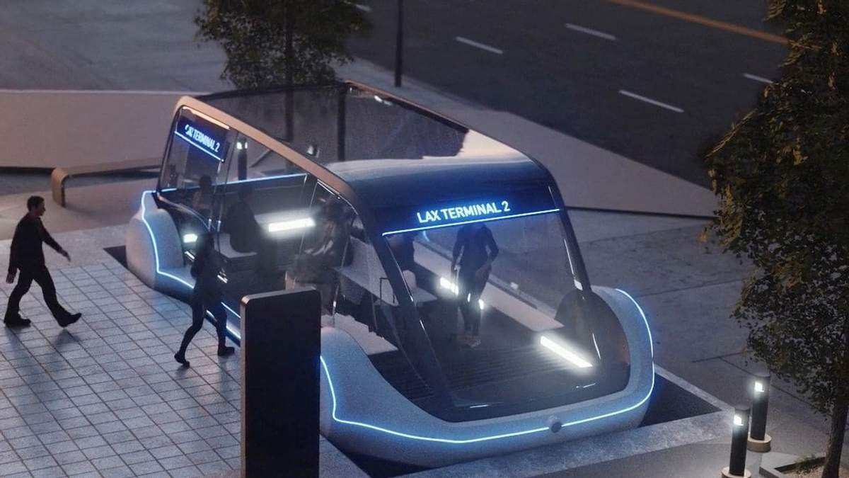 Компанию Илона Маска выберут для строительства тоннеля под Лас-Вегасом