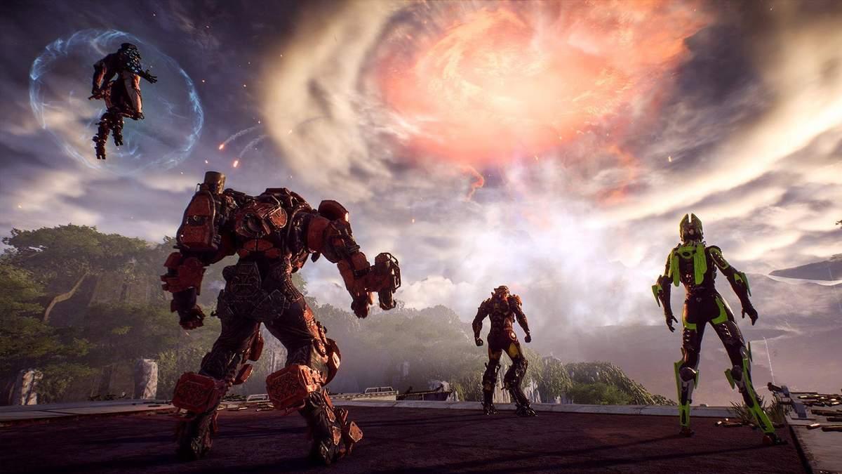 Через помилку розробників новачки отримали неймовірні особливості в грі Anthem