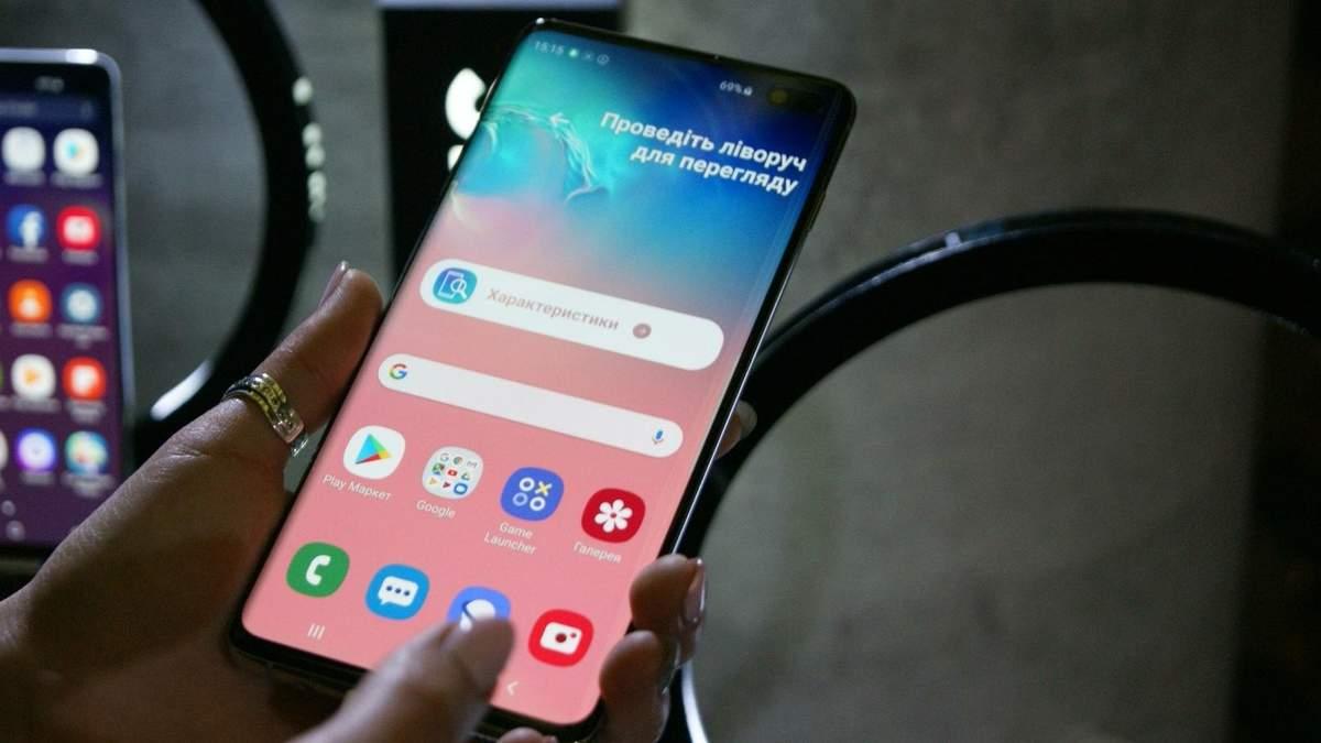 Смартфоны Samsung Galaxy S10 с треском провалили испытание на хрупкость: видео
