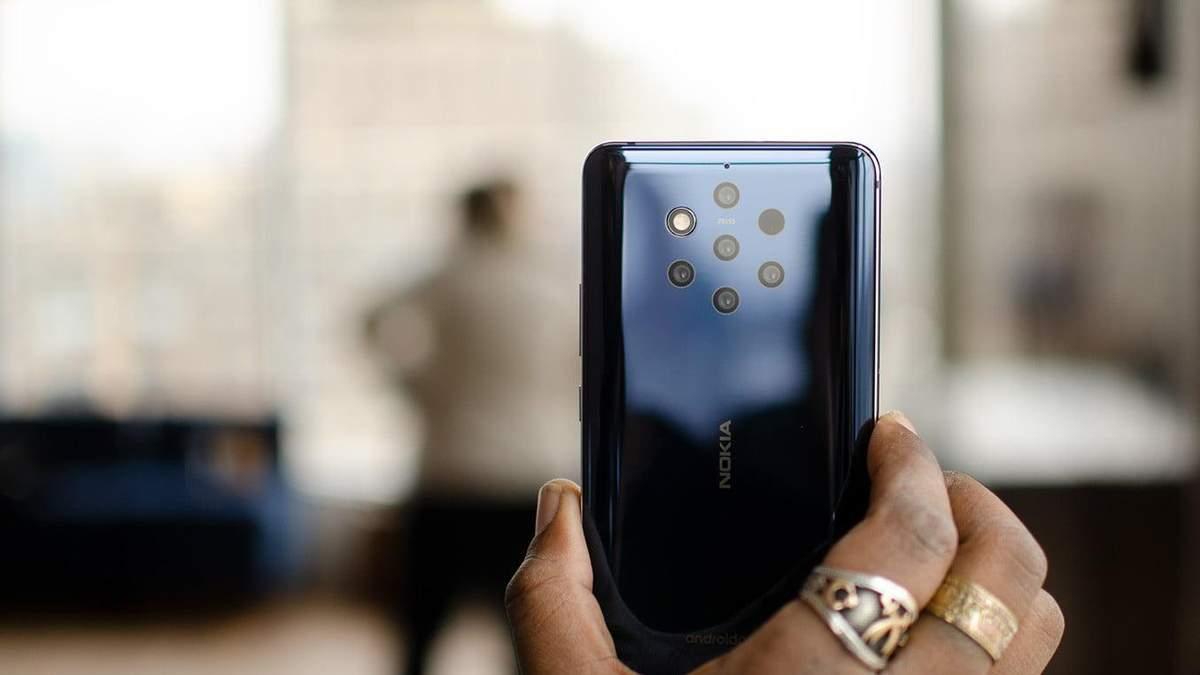 Як смартфон Nokia 9 PureView виглядає зсередини: цікаві особливості новинки
