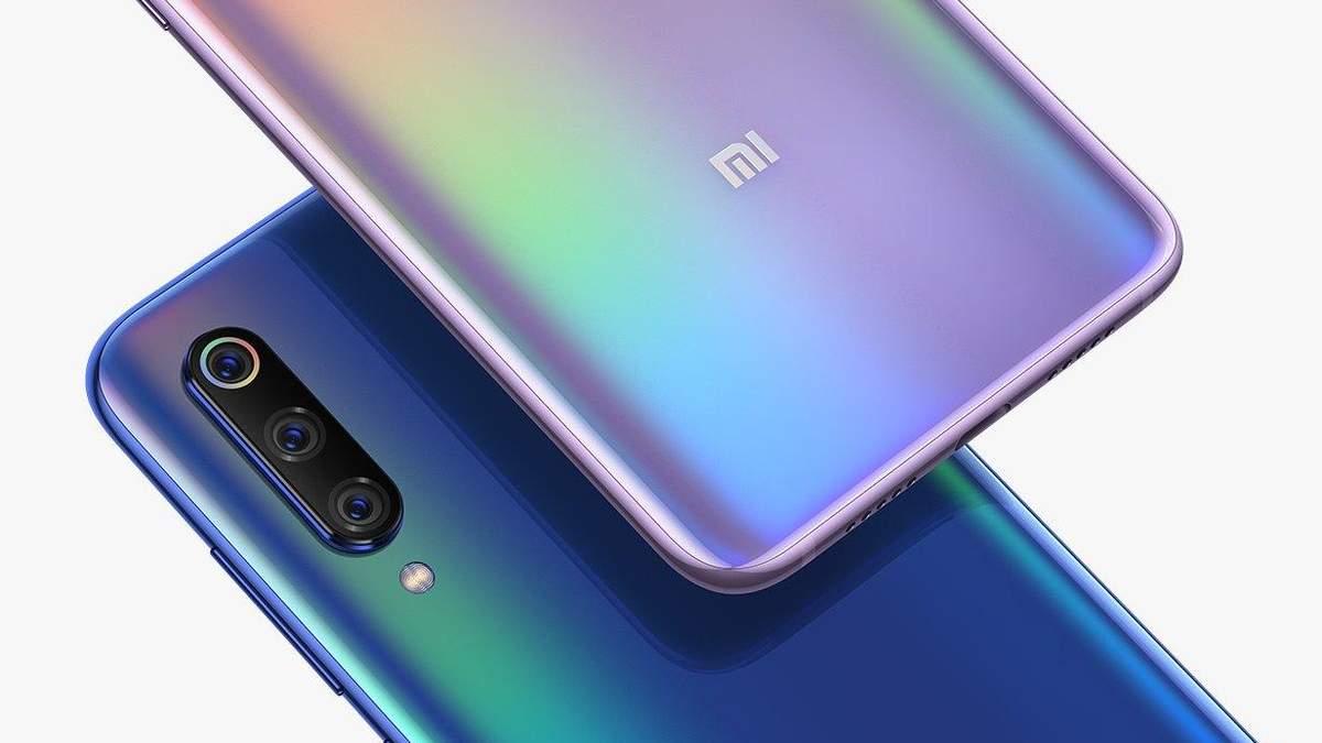 Смартфон Xiaomi Mi 9: цена и старт продаж в Украине