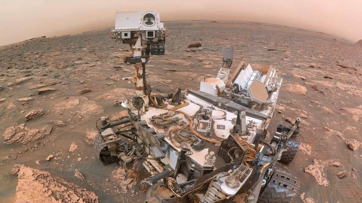 Последние фотографии, которые сделал марсоход Opportunity: невероятные кадры