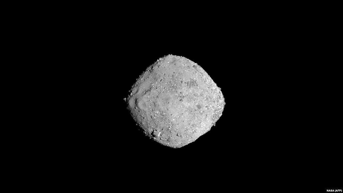 Ученые обнаружили тревожный факт об астероиде Бенну