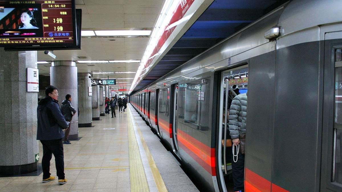 У Китаї можна оплатити проїзд через систему розпізнавання облич