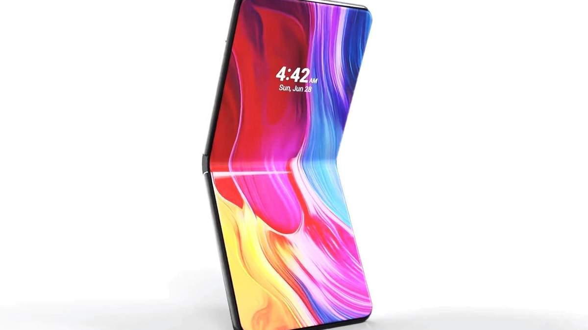 Цена гибкого смартфона от Xiaomi приятно удивляет