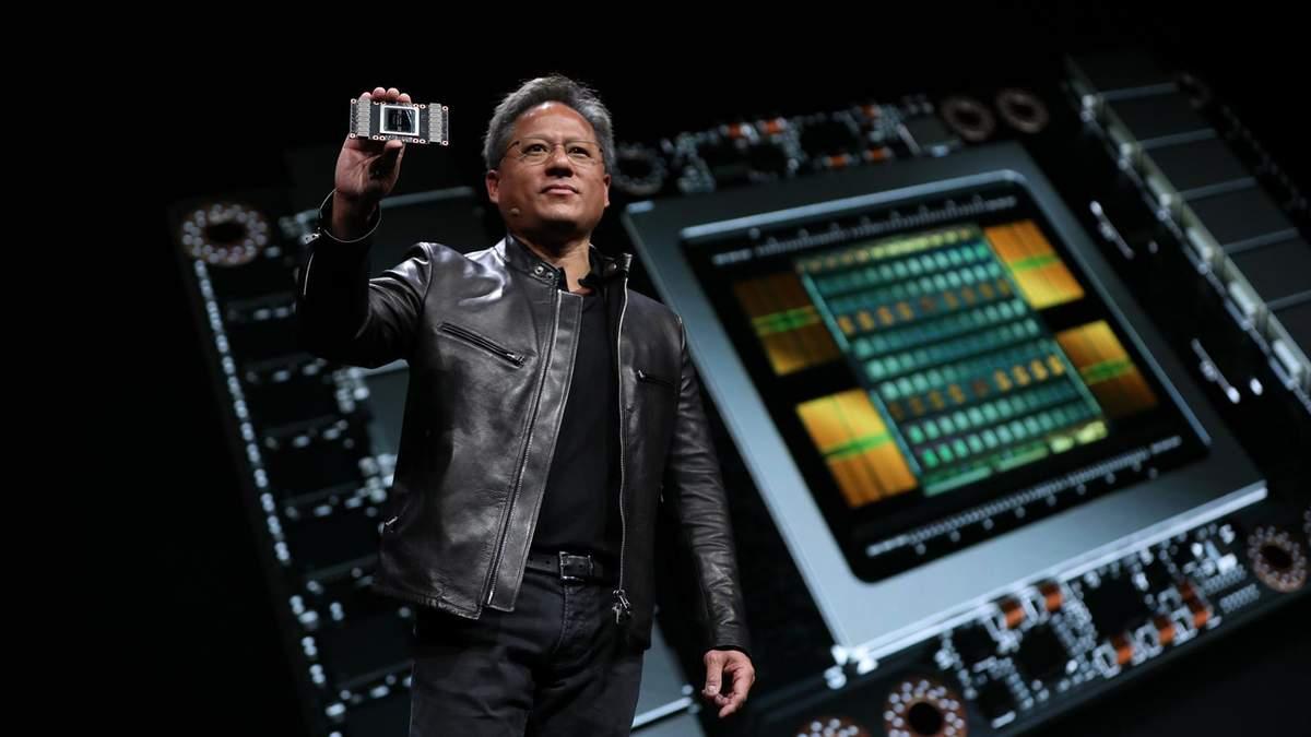 NVIDIA може анонсувати 7-нанометрову графічну архітектуру Ampere: перші деталі