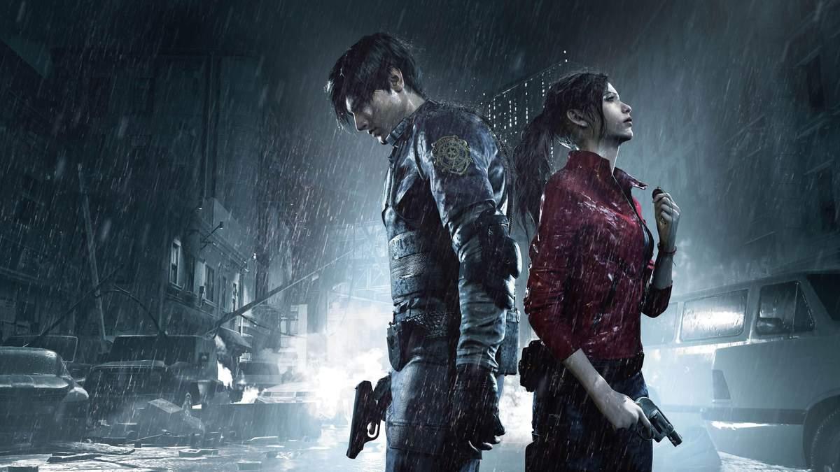 Capcom відзвітувала про нові успіхи гри Resident Evil 2 Remake