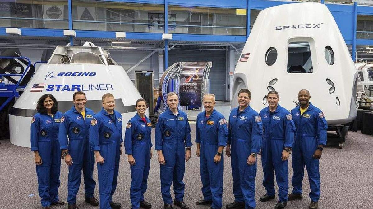 Boeing відклала на три місяці запуск нового корабля до МКС