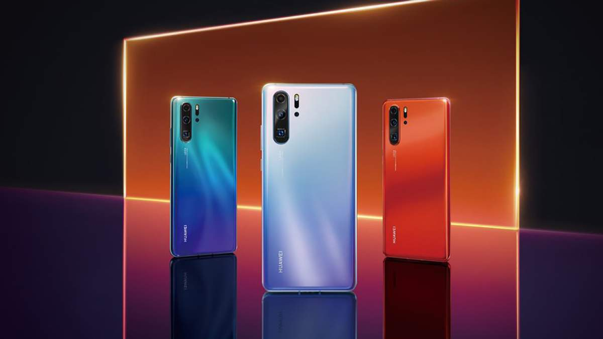 Huawei P30 та Huawei P30 Pro: нові деталі про смартфони, дата виходу та ціна