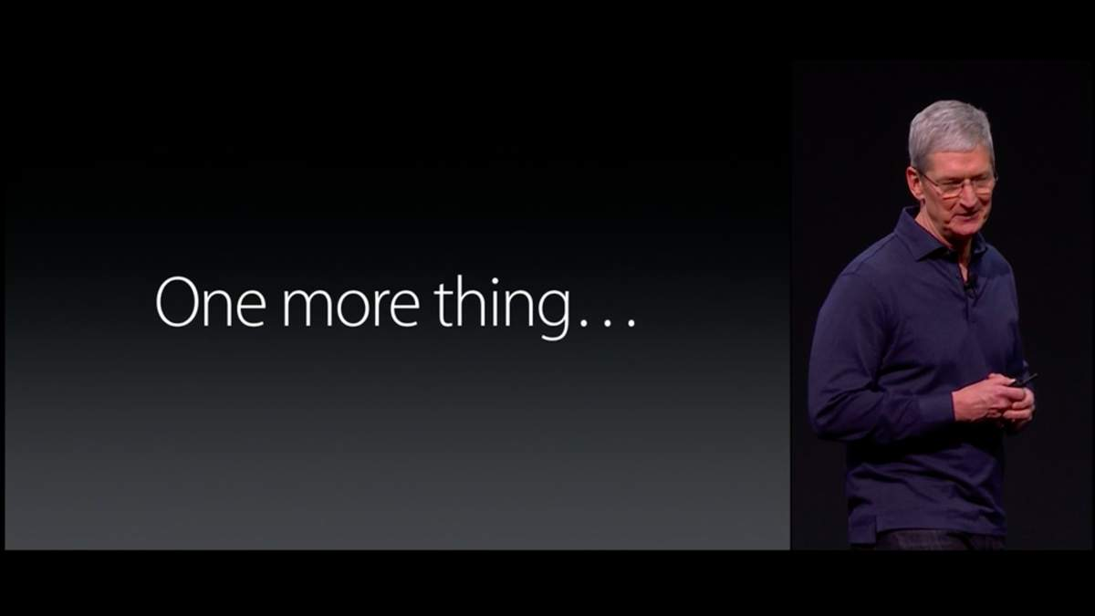 В Apple наконец сообщили название своего нового видеосервиса