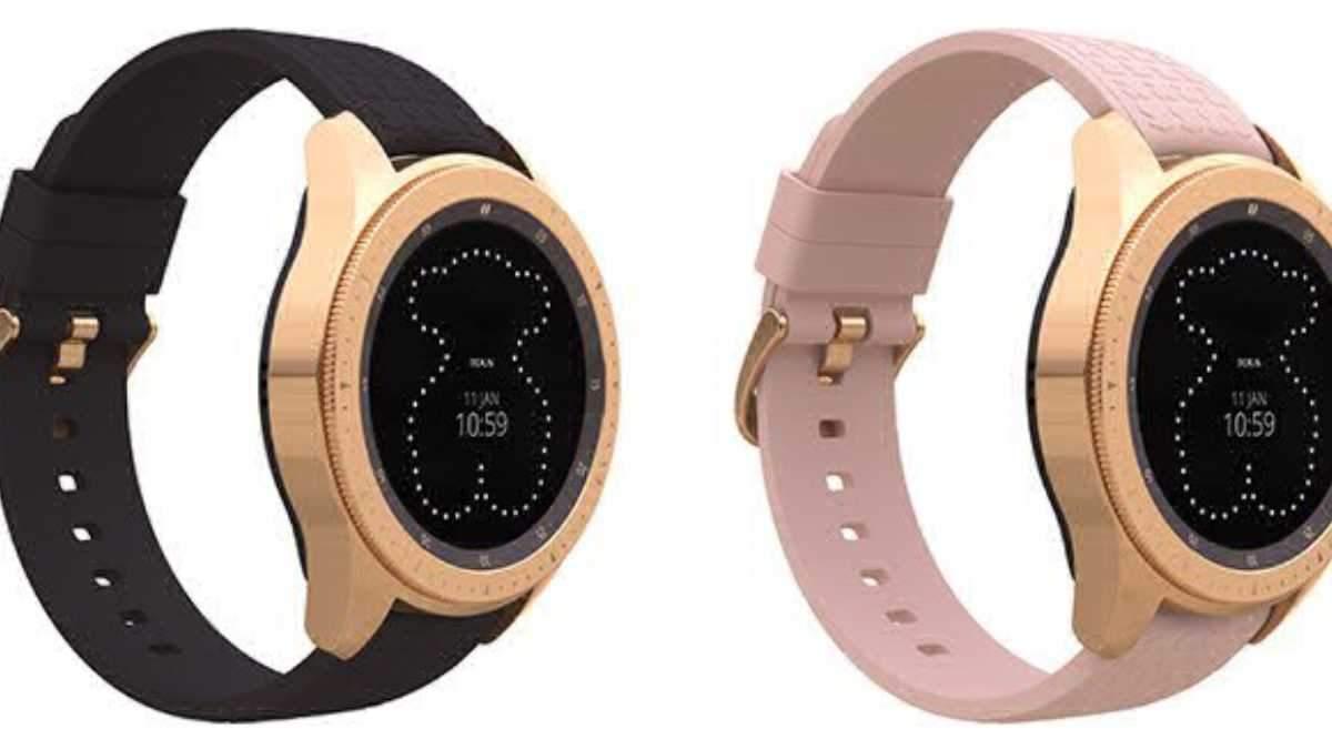 Samsung выпустила стильные смарт-часы Galaxy Watch Tous