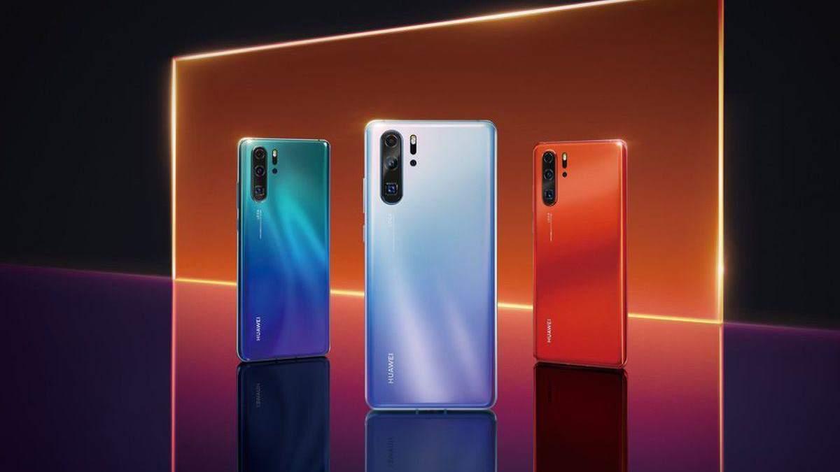 Huawei P30 появился на сайте: производитель случайно раскрыл характеристики смартфона