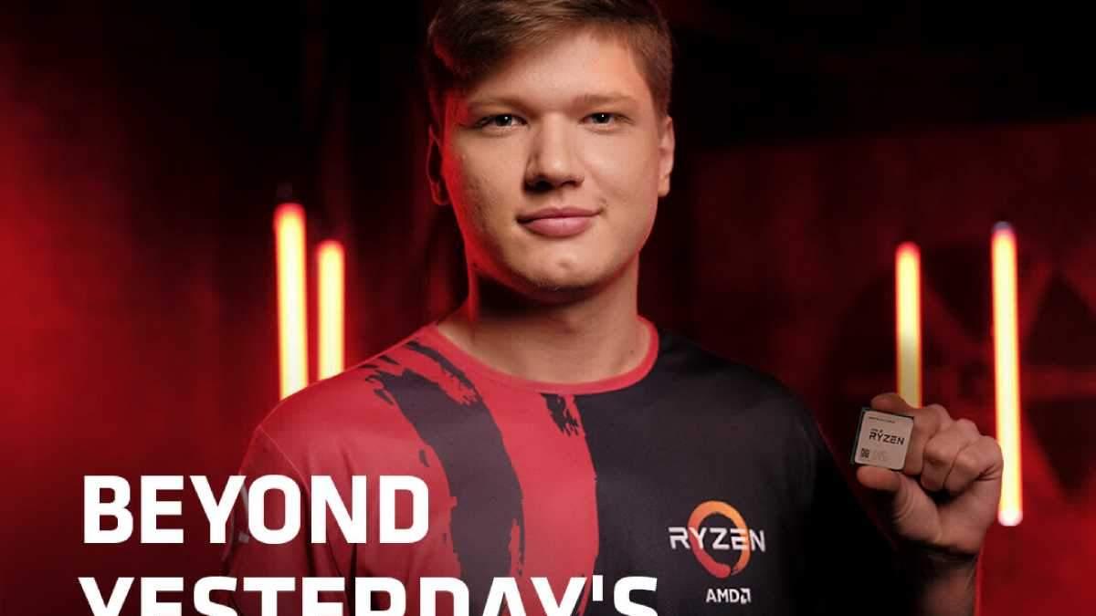 Лучший киберспортсмен мира – украинец Костылев – стал амбассадором компании AMD