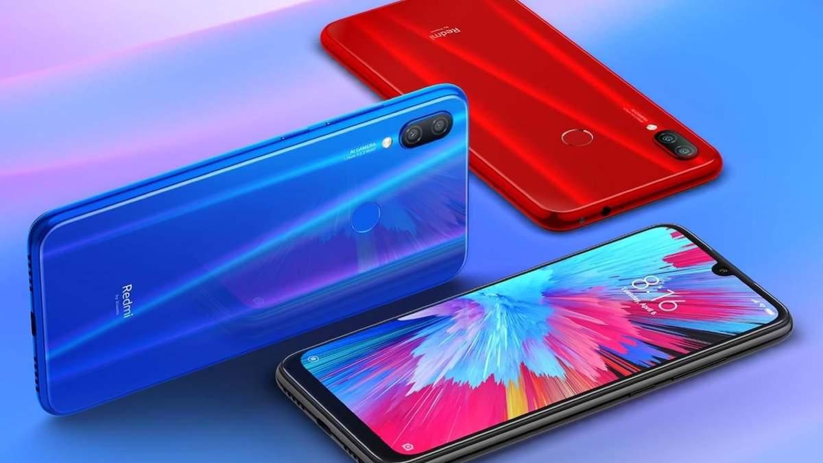 В Xiaomi розчарували: смартфон Redmi Note 7 Pro українці не побачать