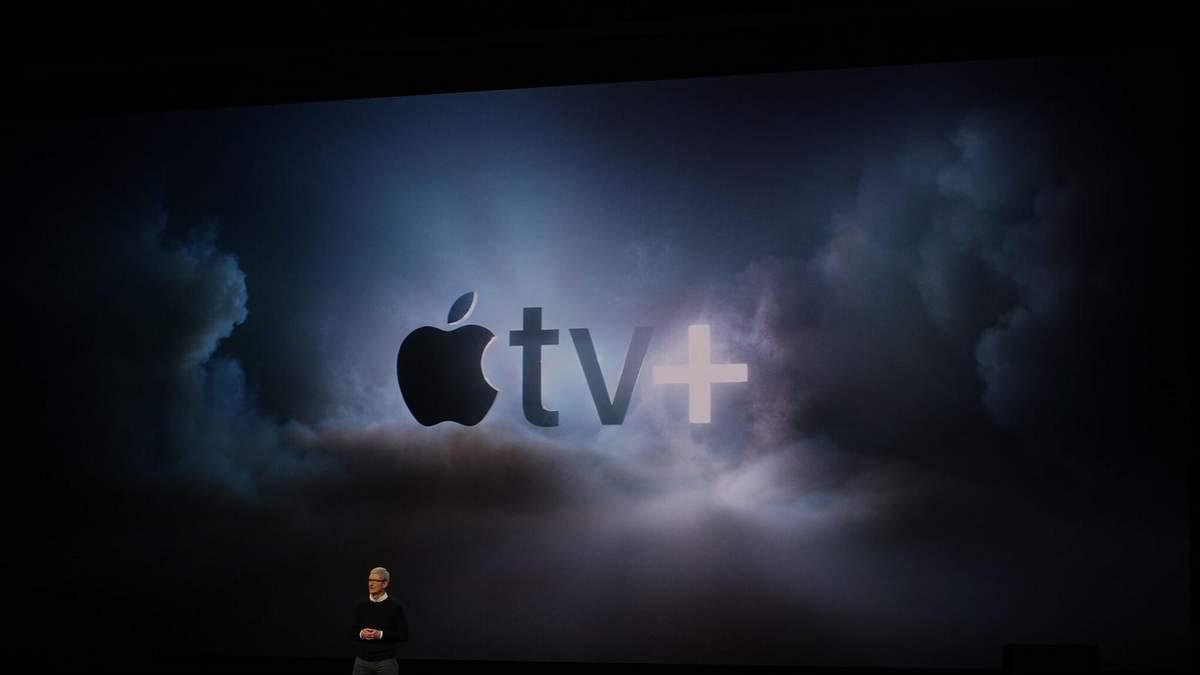 Apple представила конкурента Netflix – Apple TV+