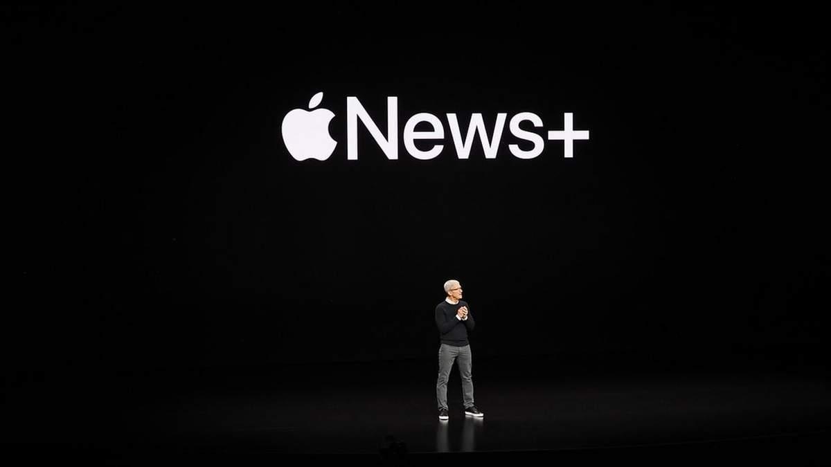 Apple представила новостной сервис News+: в чем его особенность