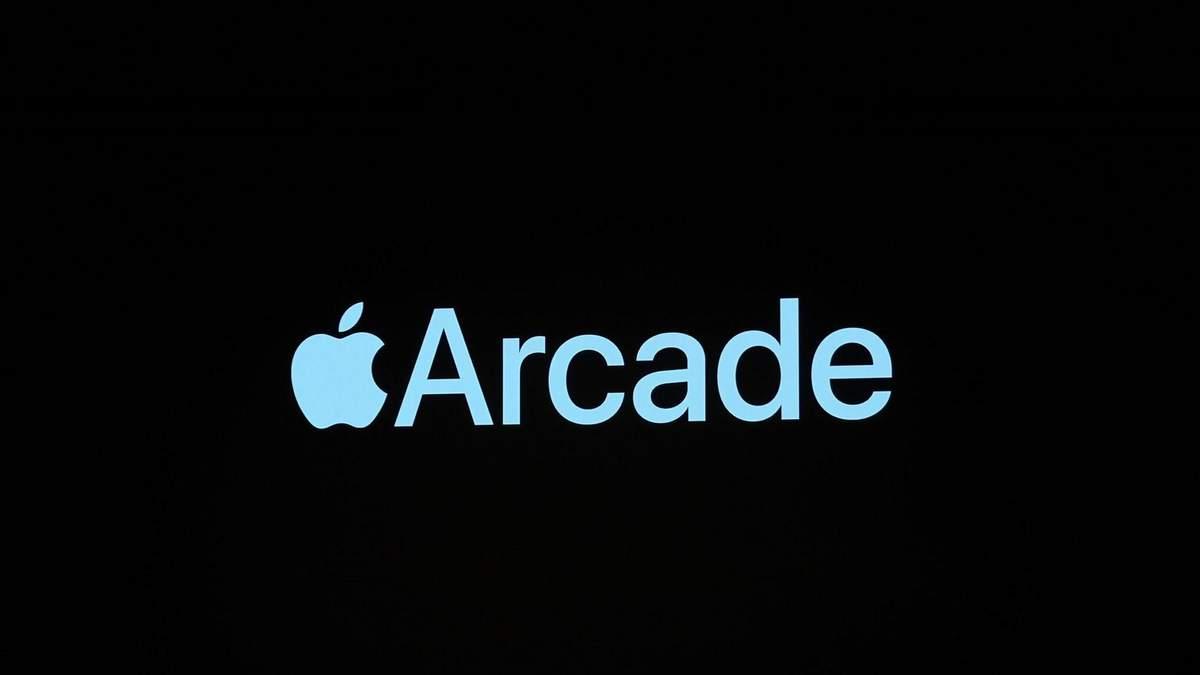 Игровой сервис Apple Arcade представили официально