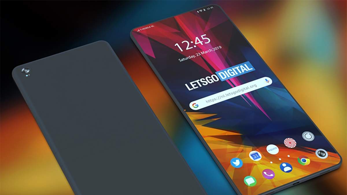 Sharp планує випустити незвичайний гнучкий смартфон: деталі та фото