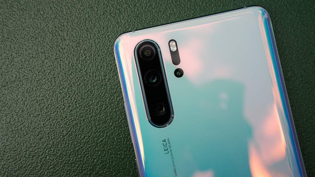 Проти законів фізики: Huawei P30 Pro отримала найкращу камеру на ринку
