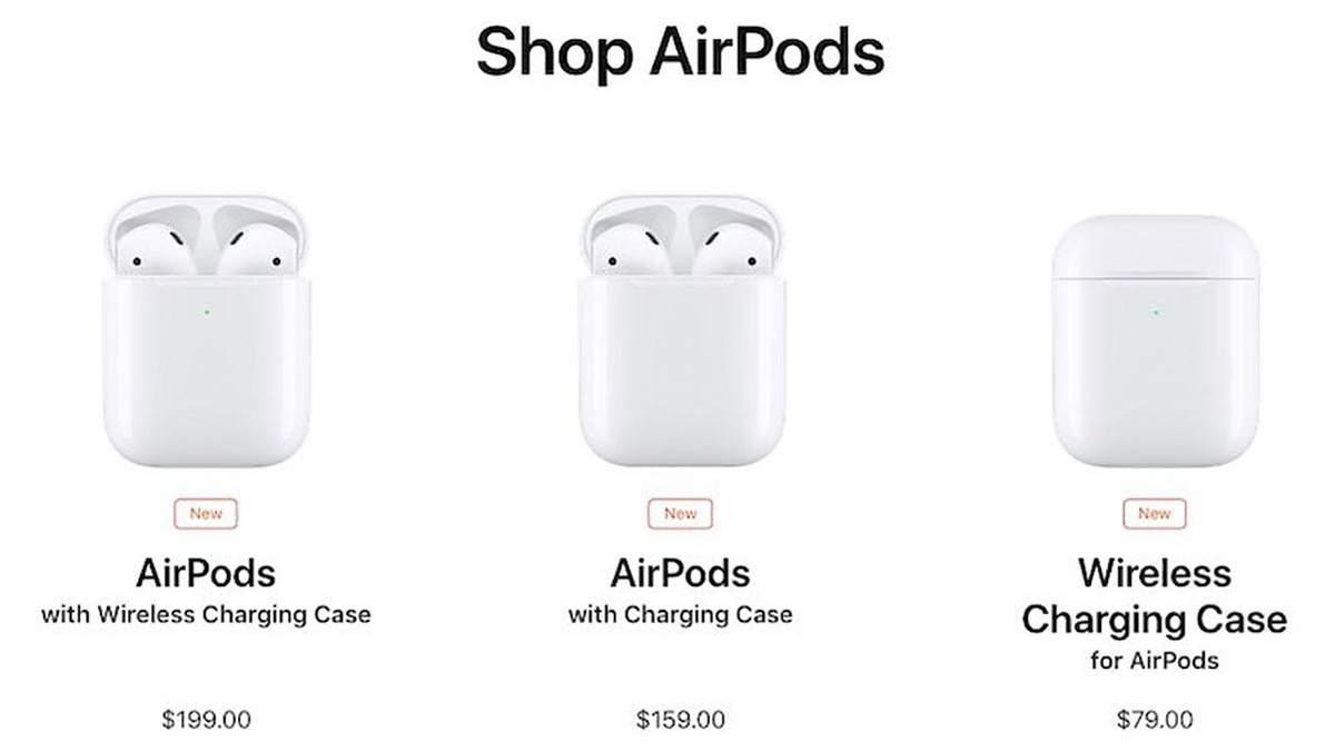 Нові Apple AirPods: перші відгуки користувачів