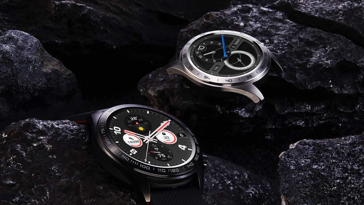 Умные часы HONOR Watch Magic поступили в продажу в Украине: цена