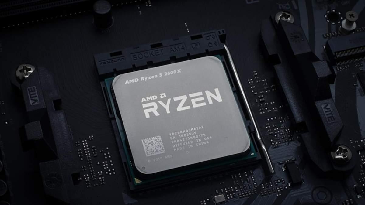 AMD снизила цены на процессоры Ryzen 2000