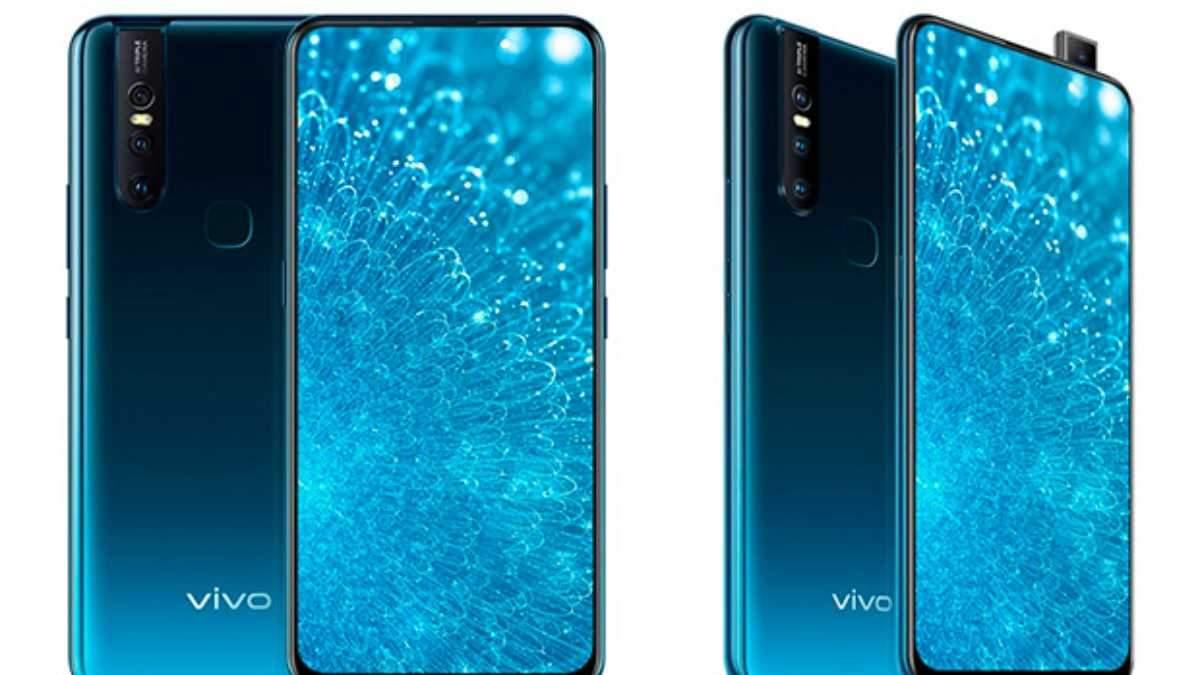 Смартфон Vivo S1 с выдвижной камерой представили официально