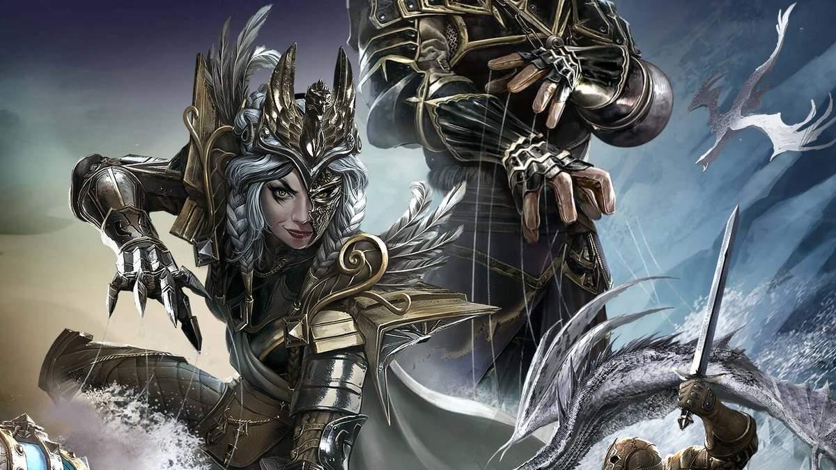 Перший трейлер гри Divinity: Fallen Heroes опублікували в мережі