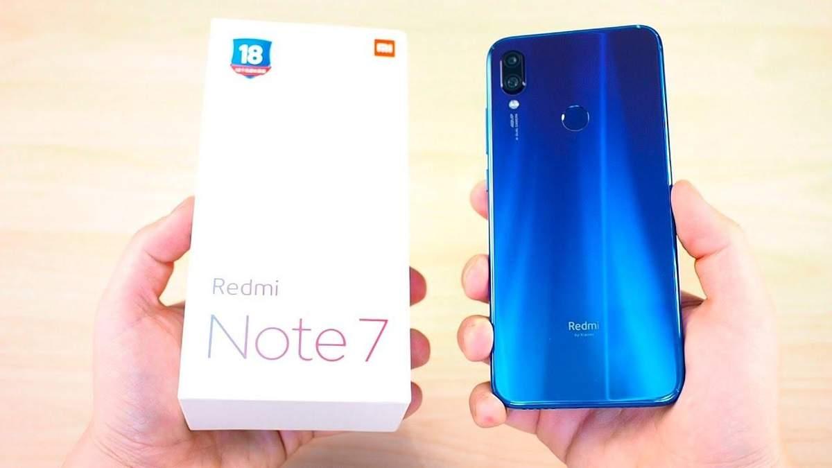 Смартфон  Xiaomi Redmi Note 7 випробували на автономність: неочікувані результати
