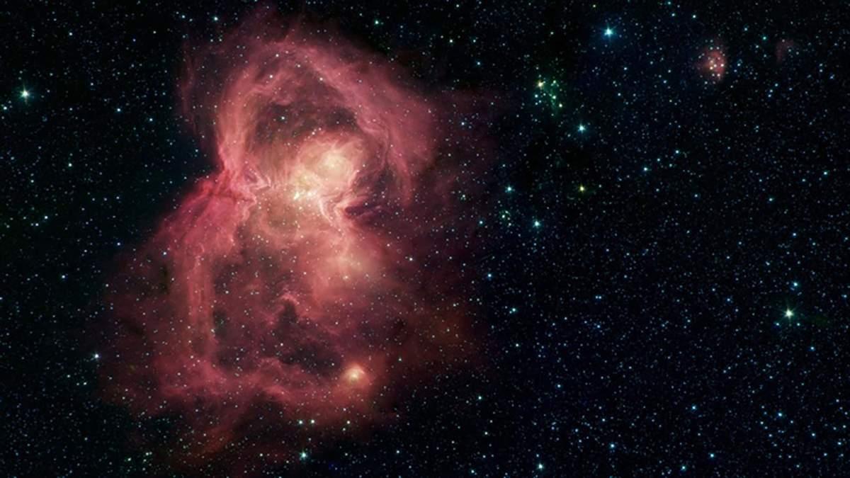 """NASA опублікувало неймовірний знімок космічного """"метелика"""""""